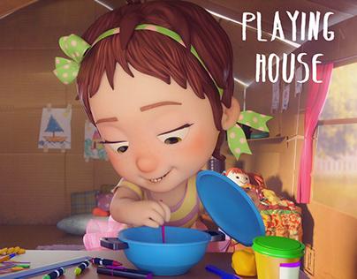 Playing House (Evcilik)