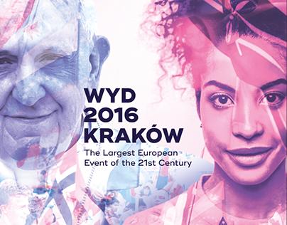 BOOK DESIGN | for WYD 2016 KRAKÓW