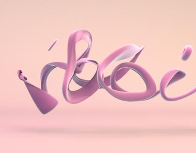 Oibbio 3D Lettering