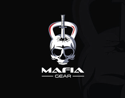 Mafia Gear Logo - Cloth Branding
