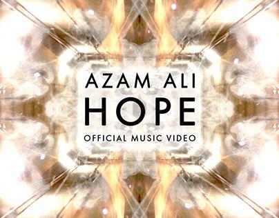 Azam Ali - Hope (Official Music Video)