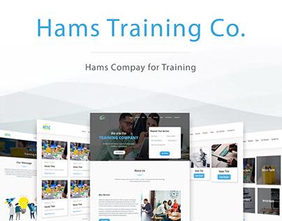hams company site