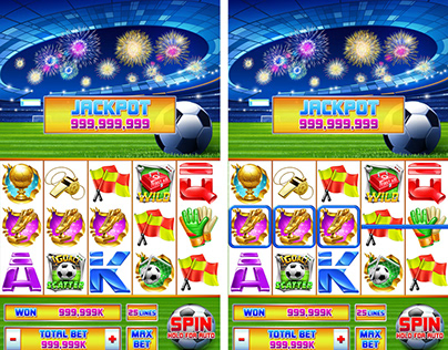 "Slot machine for SALE – ""Football Star"""