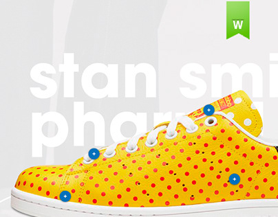 Adidas Stan Smith - Website