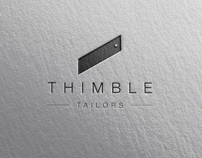 Thimble Tailors - Brand & website pitch.