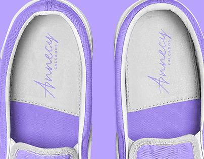 Identidade Visual - Annecy Calçados