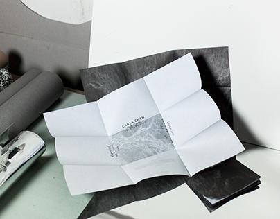 To Outland – Invitation & Catalogue
