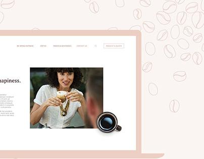 Associated Coffee Website