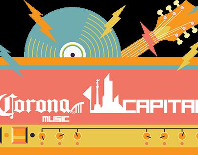 Corona Capital 2014 PDV Tradicional