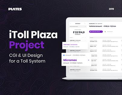 Toll System for India (Delhi — Mumbai route)