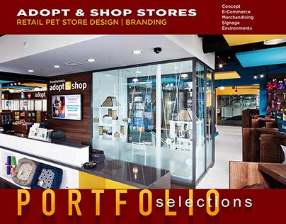 ADOPT & SHOP | Retail Store Design | E-Commerce