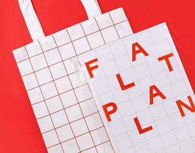 Flatplan brand identity