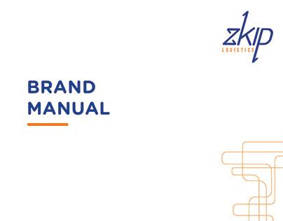 Branding: ZKIP Logistics