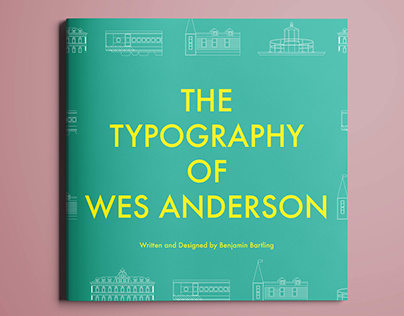 The Typography of Wes Anderson