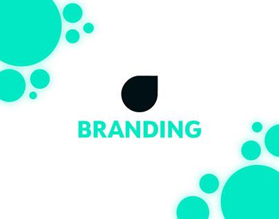 droply branding