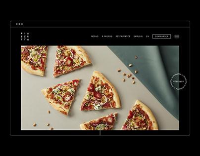 Restaurant la Piazzetta | Website