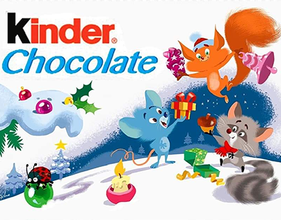 Kinder chocolate suggestion