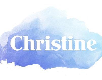 Christine - Illustration