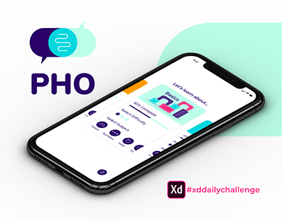 Pho - XD Daily Challenge Day 6 - August 2019