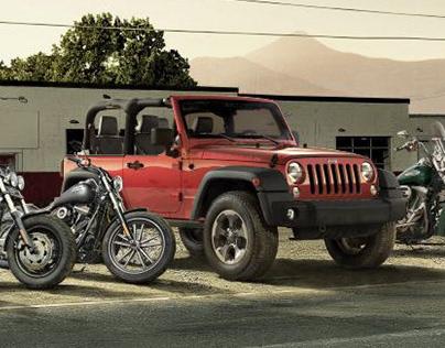 Jeep - Harley Davidson ICONS