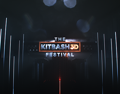 Kitbash3D Festival Main Titles
