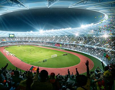 National Stadium of Cameroon