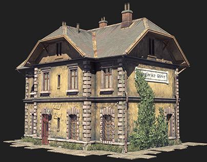 Abandoned Station House