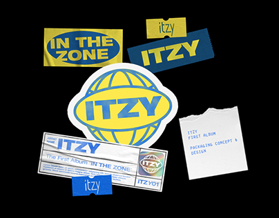 ITZY First Album Packaging Concept (2020)
