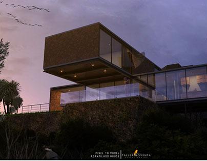 Acantilado House