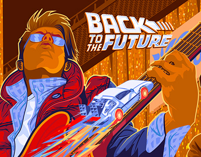 Back to the Future #35 Aniversario