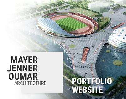 MJO Architecture – Portfolio Website
