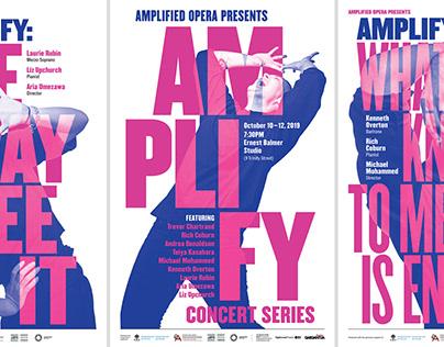 Amplified Opera