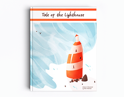 Tale of The Lighthouse | children's book