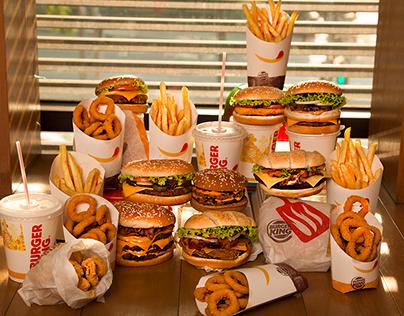 Burger King Brasil •