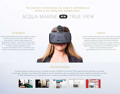 Acqua Marine True View