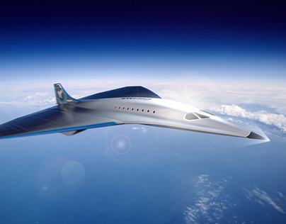 Virgin Mach 3 high-speed vehicle