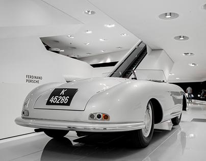 Porsche Museum Zuffenhausen