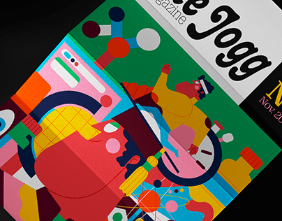 THE JOGG MAGAZINE