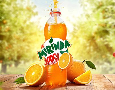 Mirinda Joosy Orange