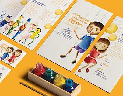 Folder | Scuola Materna - Fundação Torino