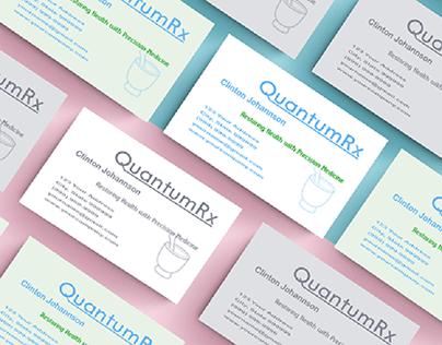 Pharmacy Businesscard Design