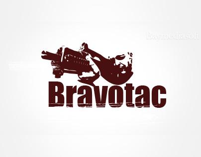 Bravotac | Logo Design