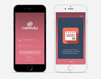 Camtutu App