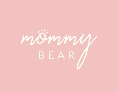 Mommy Bear Logo Design