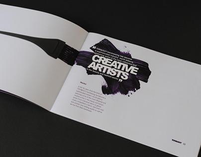 Toni & Guy Brochure
