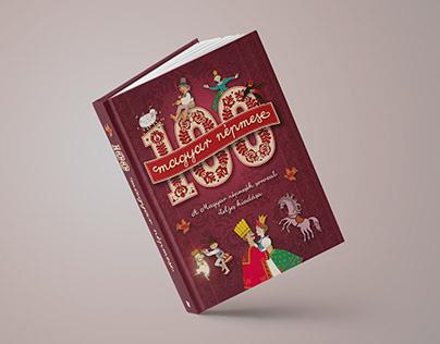 100 magyar népmese – Book design