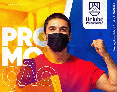 UNIUBE • Promoção Outubro