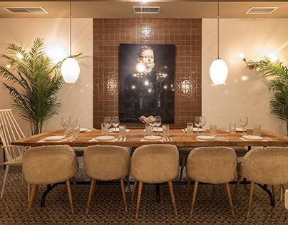 """Restaurante """"Lady Madonna"""""""