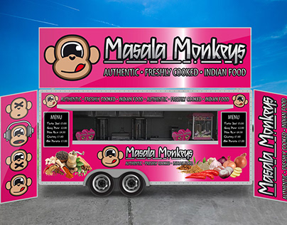 Masala Monkeys