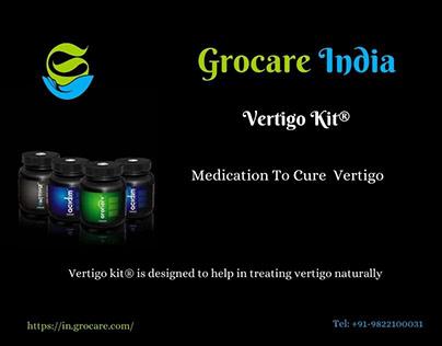 Medication To Cure Vertigo
